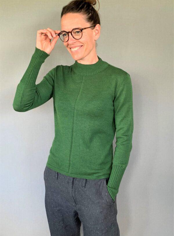 Strik, Classic no. 2 grøn