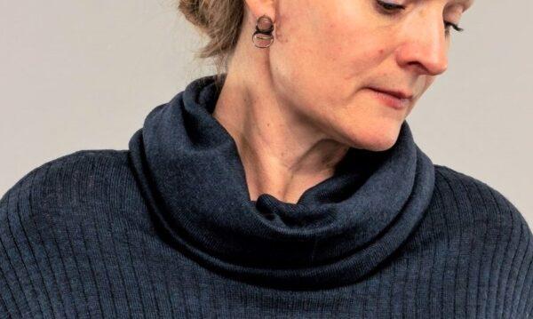 Strik, Casual no. 1 - mørkeblå