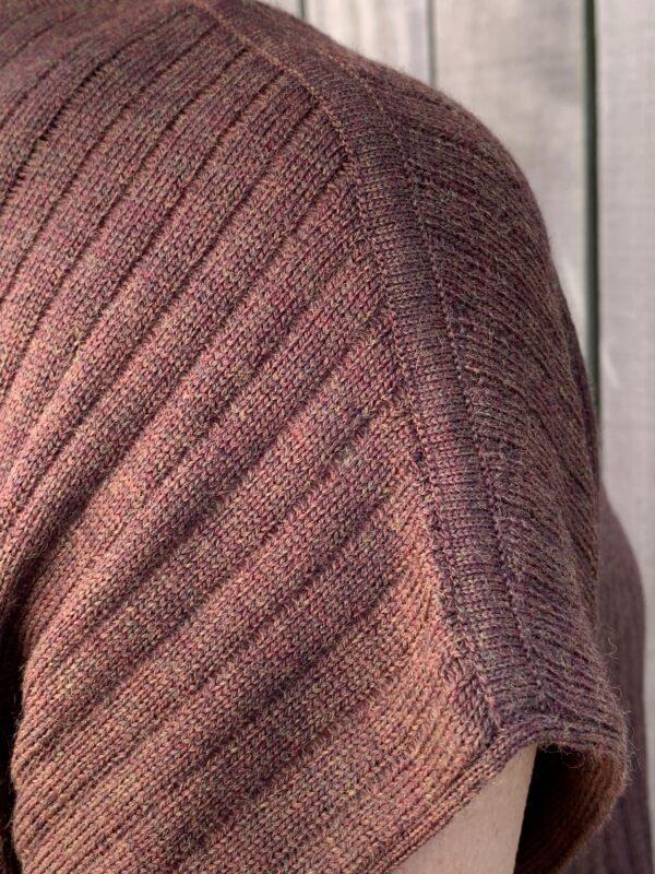 Vest, Casual no. 1 brun