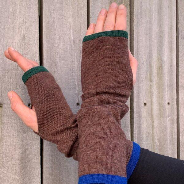 Strik til kvinder - håndlavet i Italien